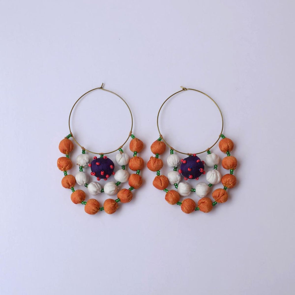 Aabha Earrings - AAB-E2