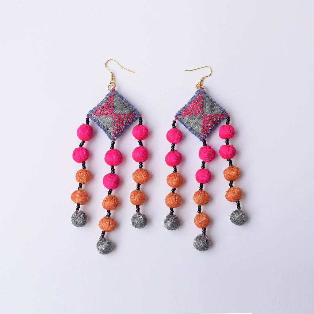 Anita Earrings - AT-E3