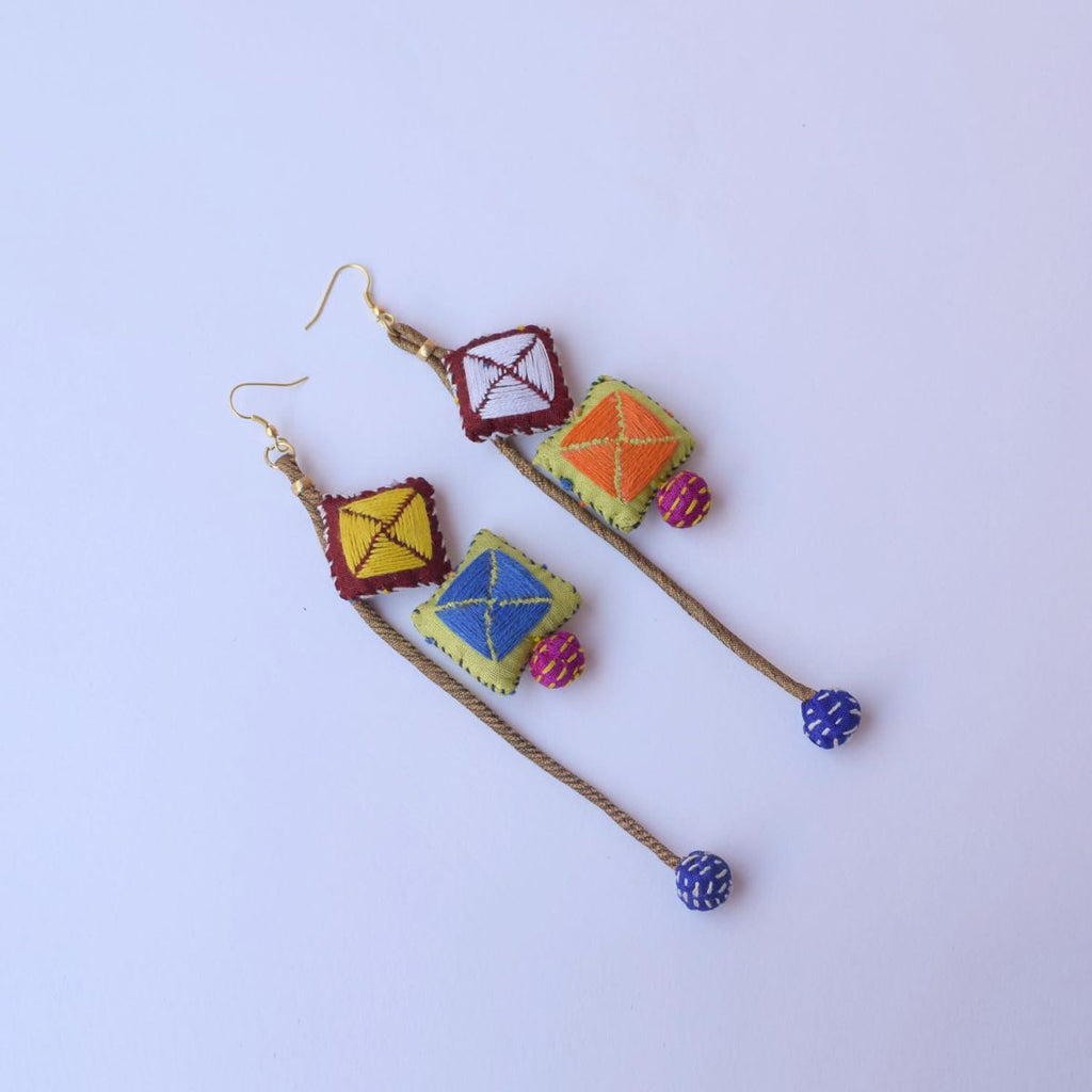 Ishita earrings - ISH-E4