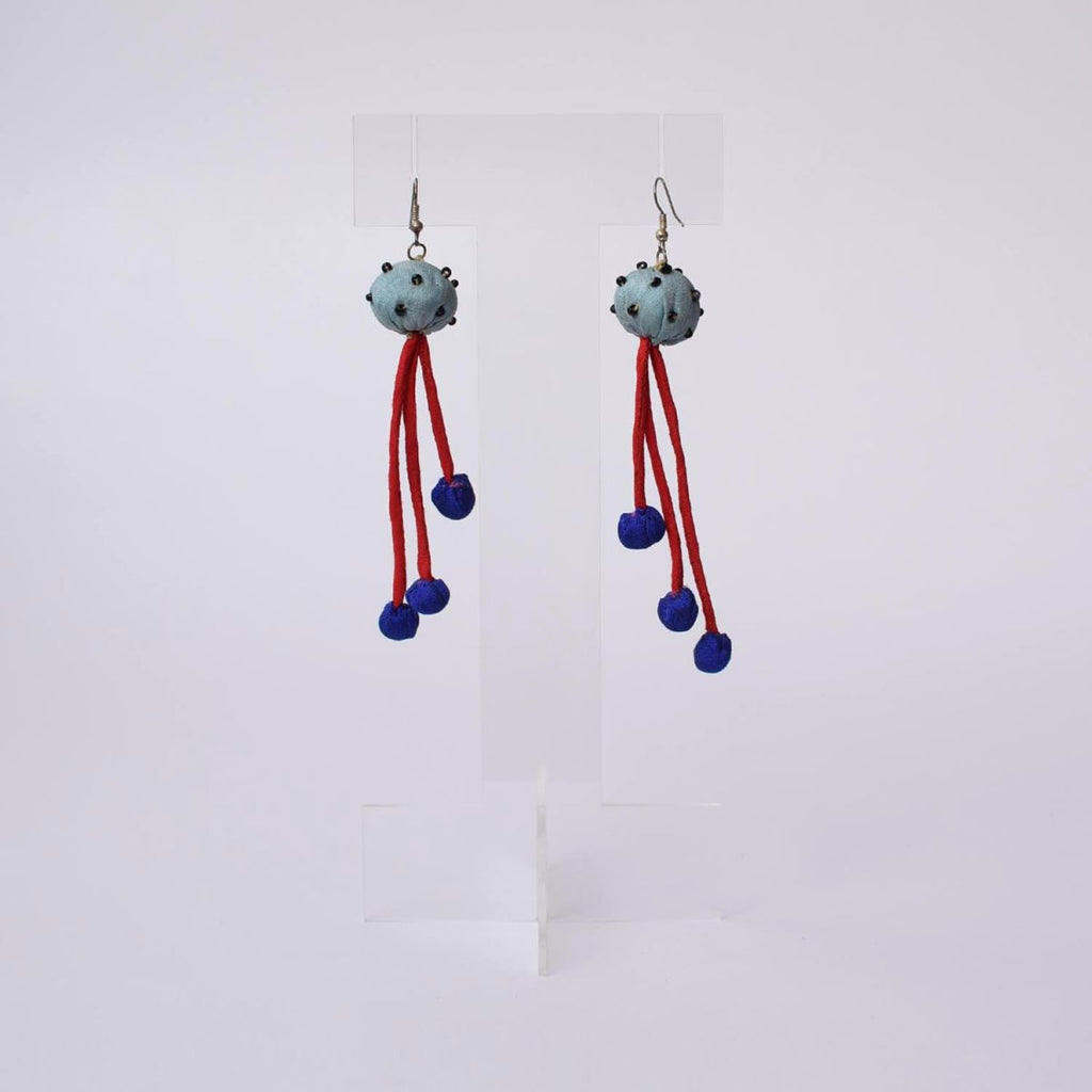 Aarchi Earrings-3 strings - AAR3-E4