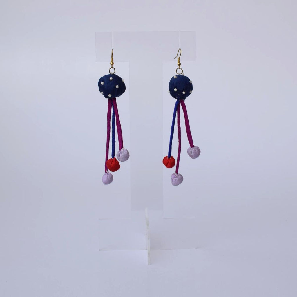 Aarchi Earrings-3 strings - AAR3-E5