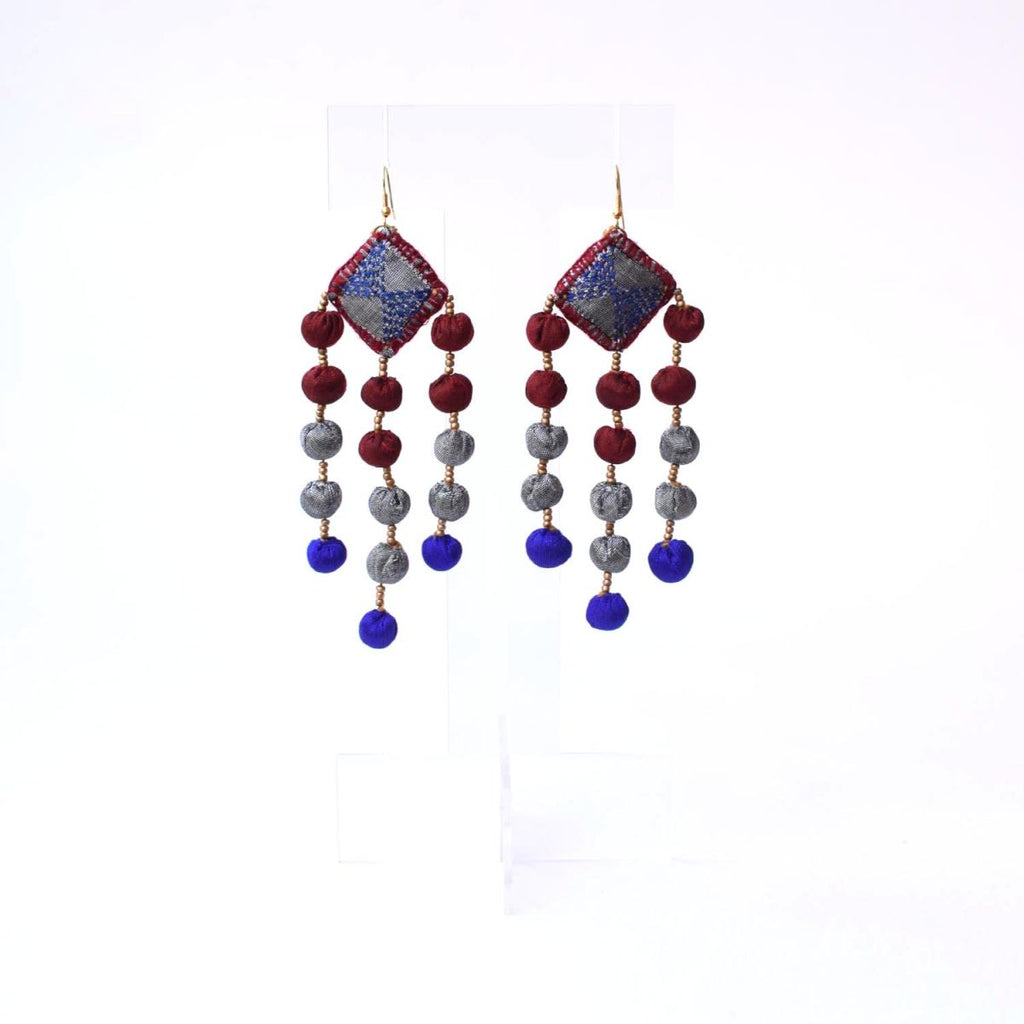 Anita Earrings - AT-E6