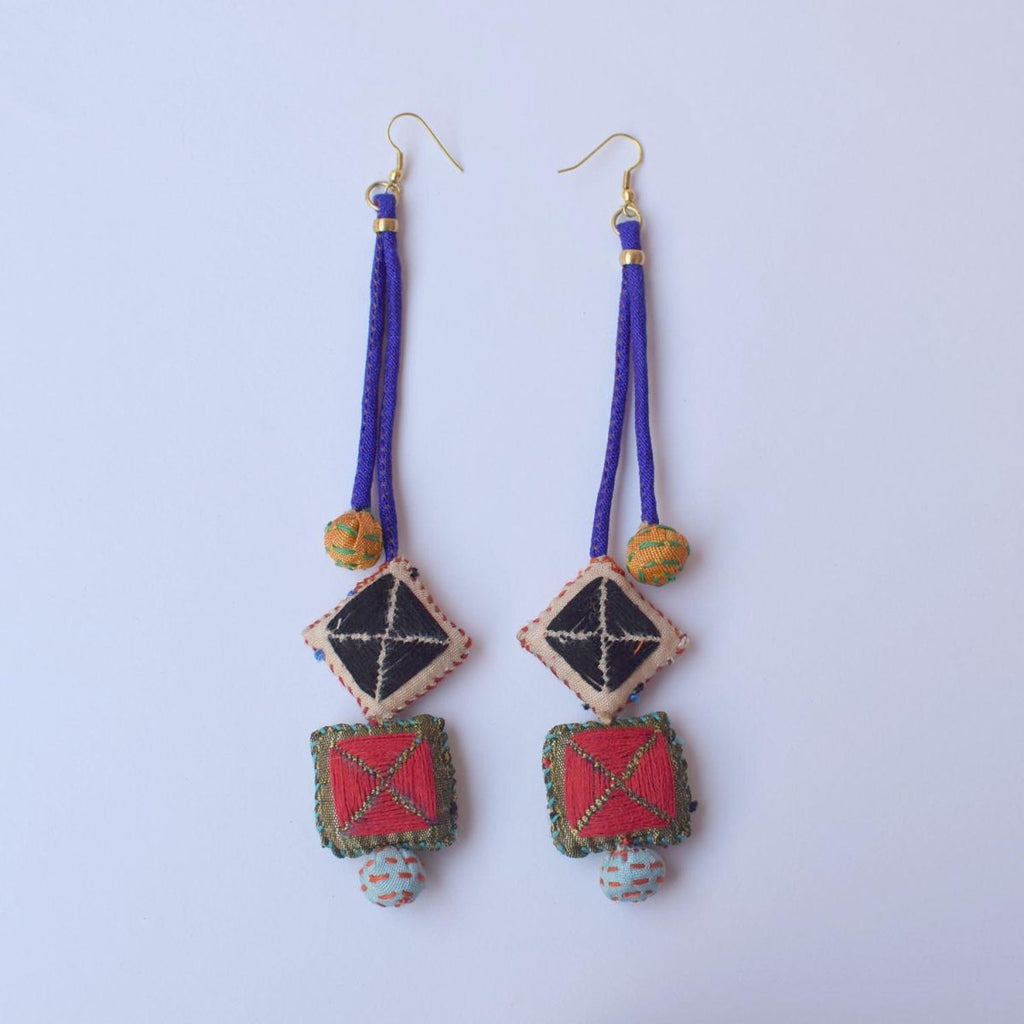 Ishita earrings - ISH-E6