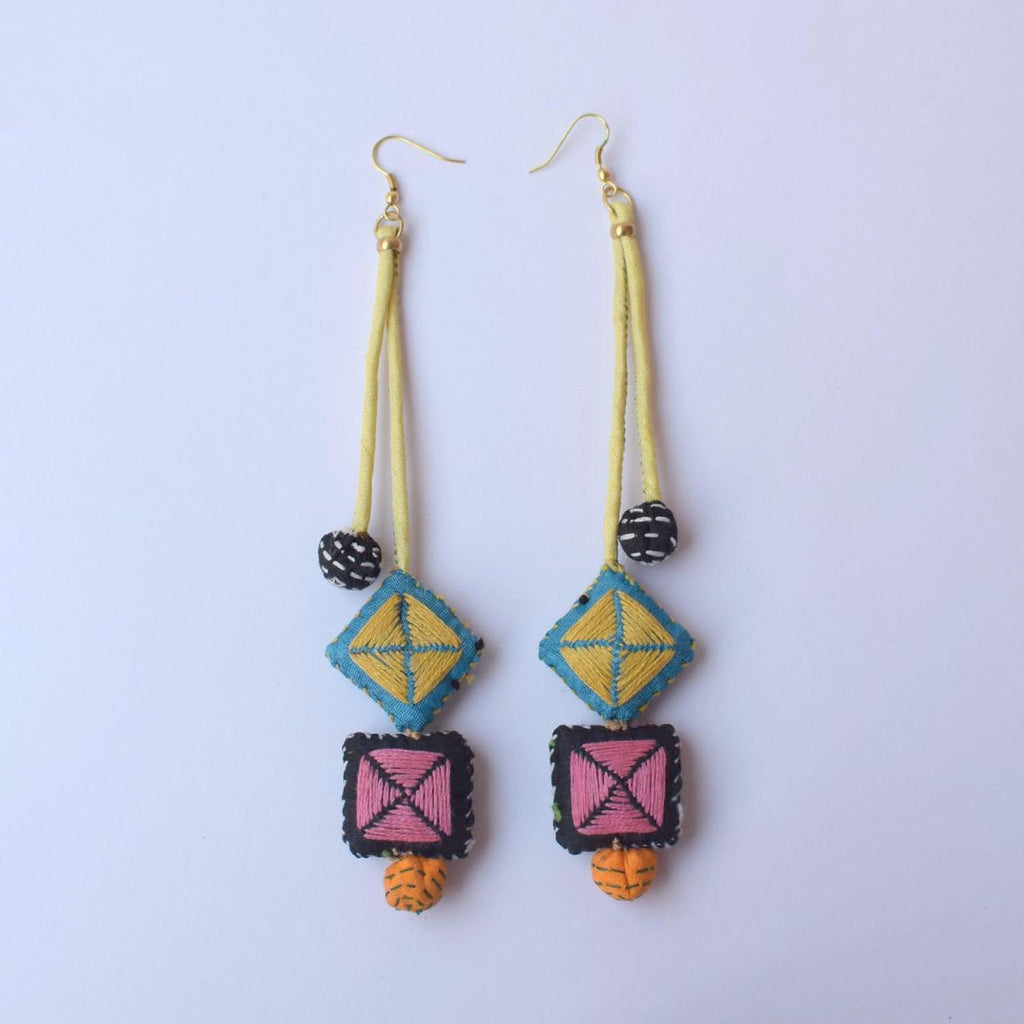 Ishita earrings - ISH-E7