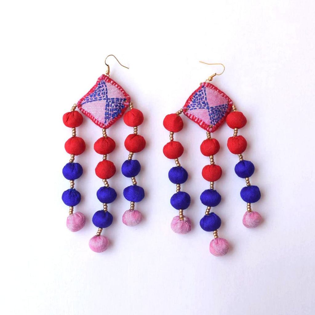 Anita Earrings - AT-E8