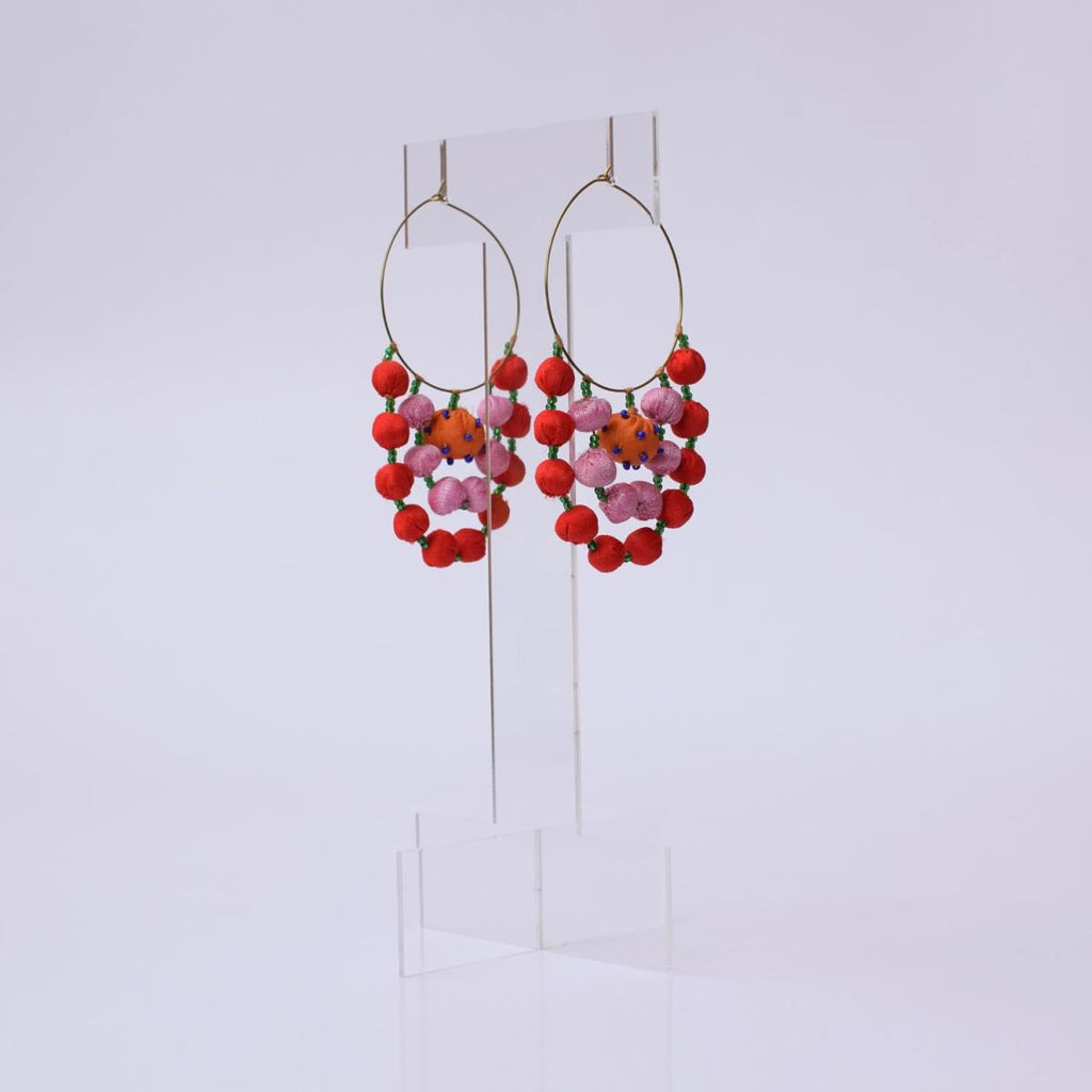 Aabha Earrings - AAB-E8