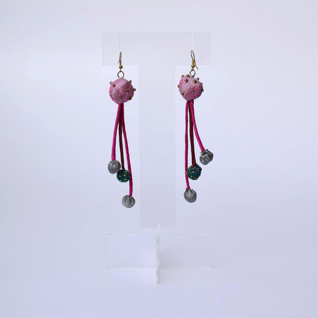 Aarchi Earrings-3 strings - AAR3-E9