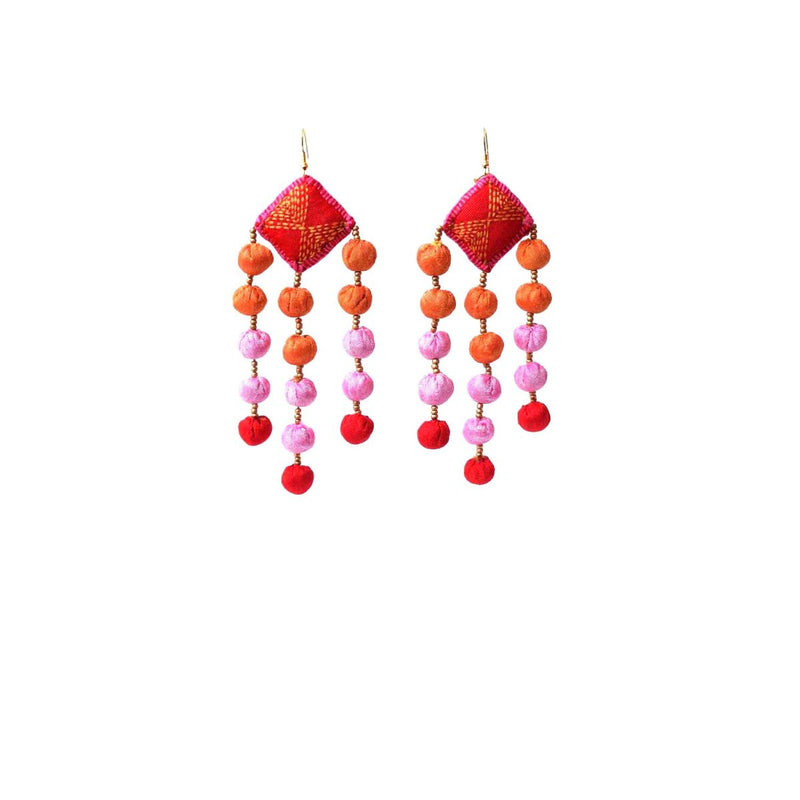 Anita Earrings - AT-E9