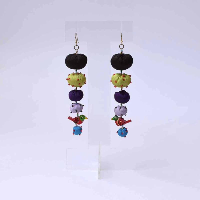 Long Tia  Earrings - TLO-E102