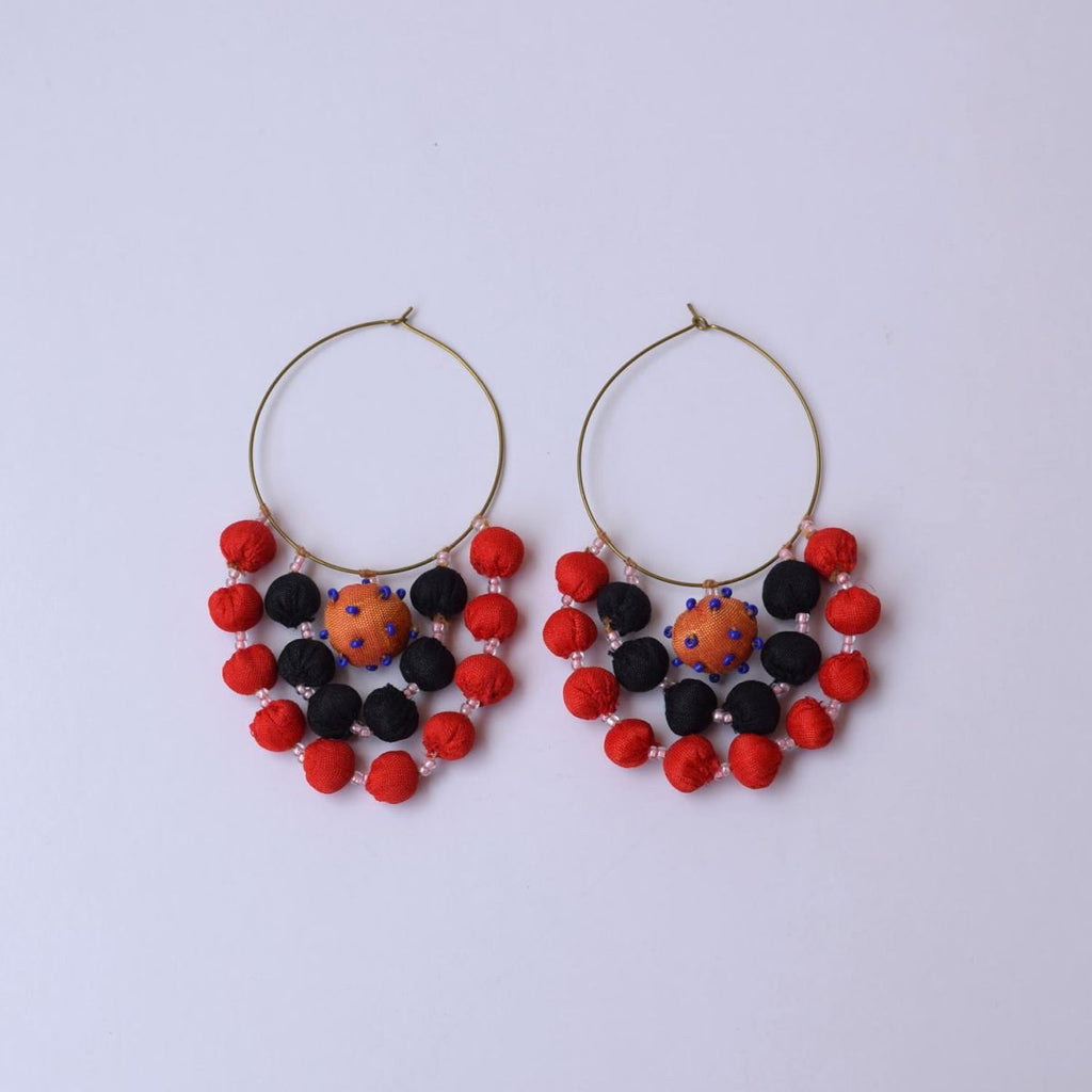 Aabha Earrings - AAB-E10