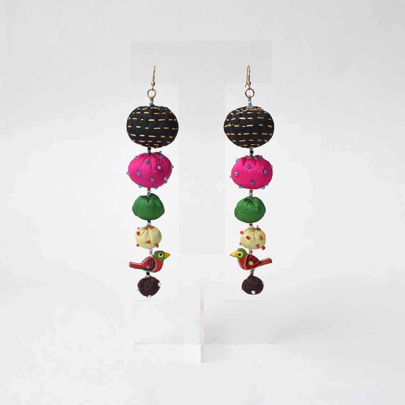 Long Tia  Earrings - TLO-E142