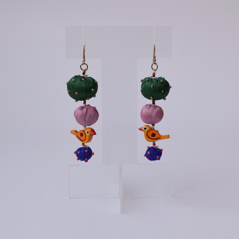 Short Tia earrings - TSH-E150