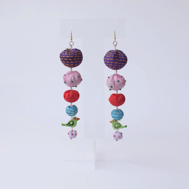 Long Tia Earrings - TLO-E152