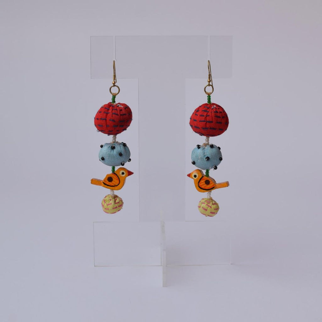Short Tia earrings - TSH-E156