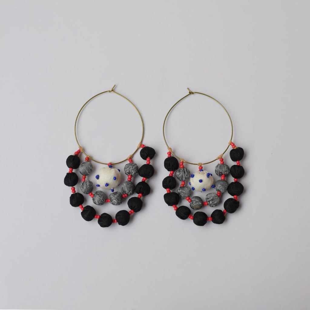 Aabha Earrings - AAB-E15