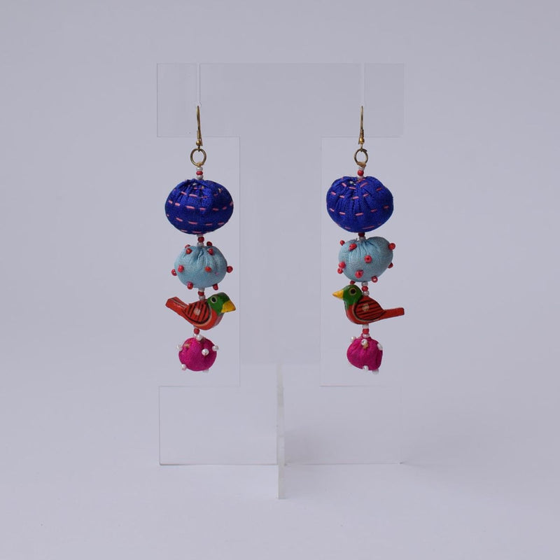 Short Tia  Earrings - TSH-E167