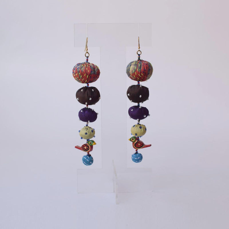 Long Tia Earrings - TLO-E167