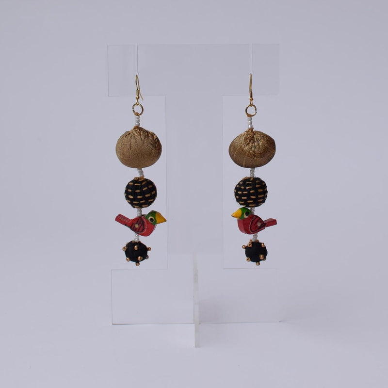 Short Tia  Earrings - TSH-E168