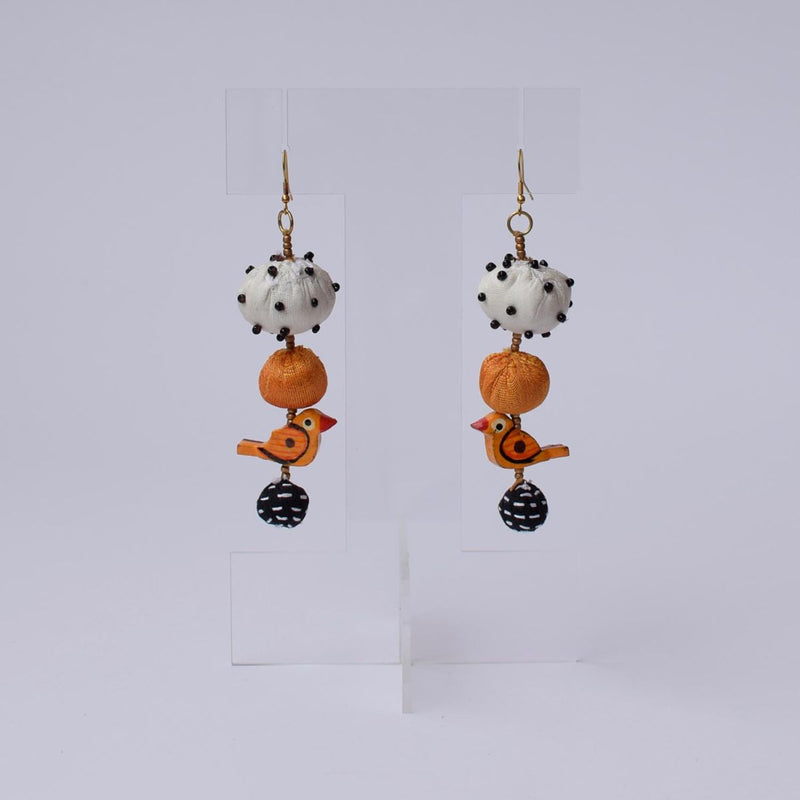 Short Tia  Earrings - TSH-E169