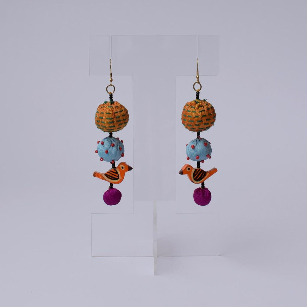 Short Tia  Earrings - TSH-E170