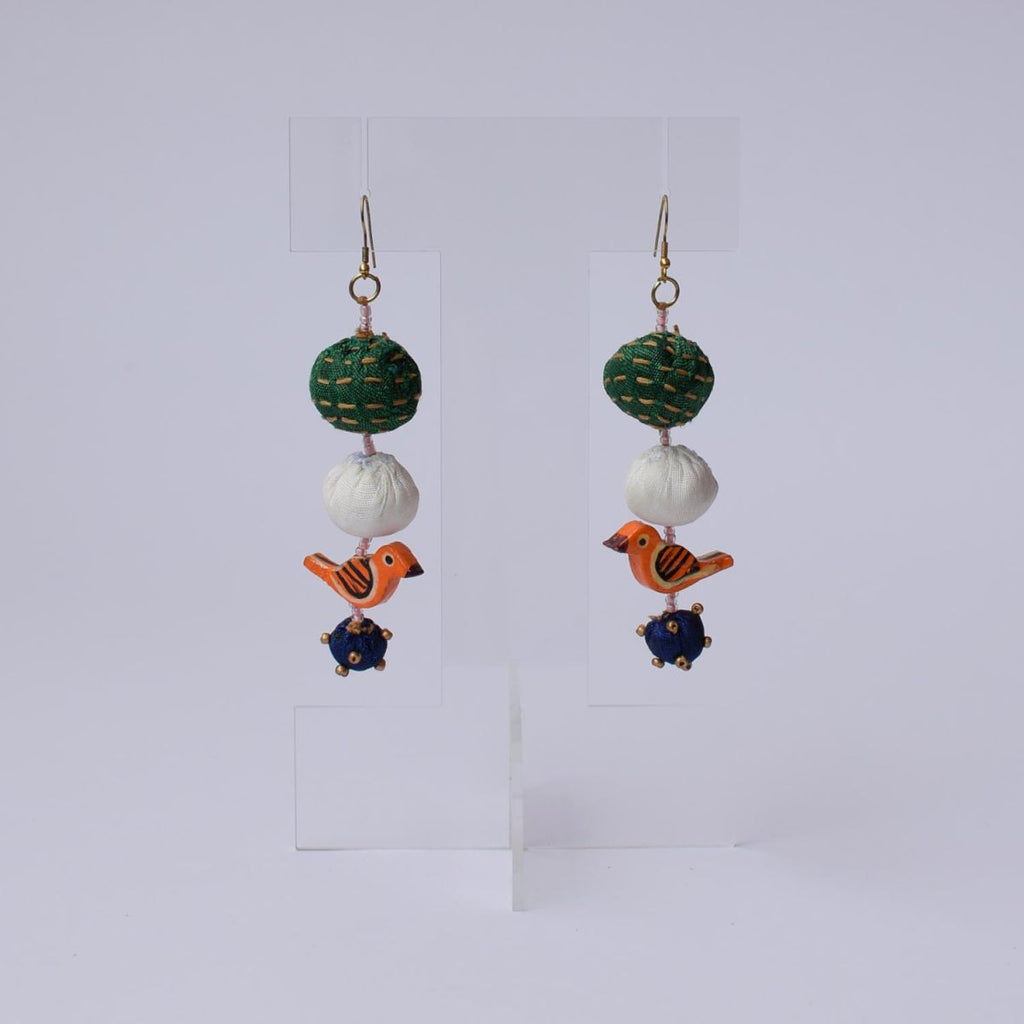 Short Tia  Earrings - TSH-E174