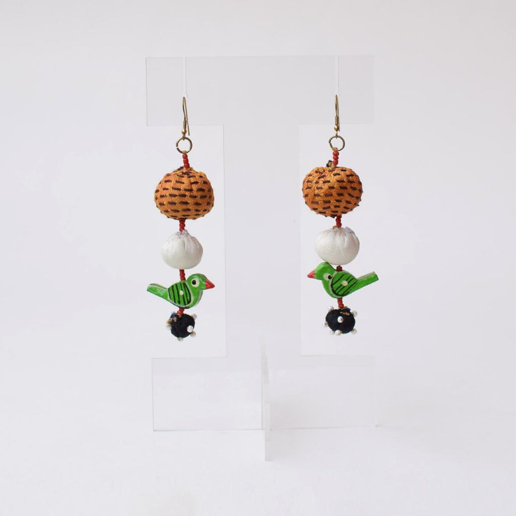 Short Tia earrings - TSH-E178