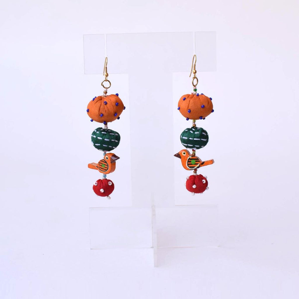 Short Tia earrings - TSH-E188