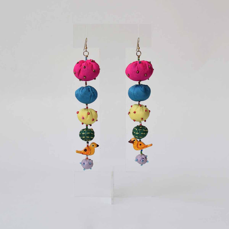 Long Tia  Earrings - TLO-E189