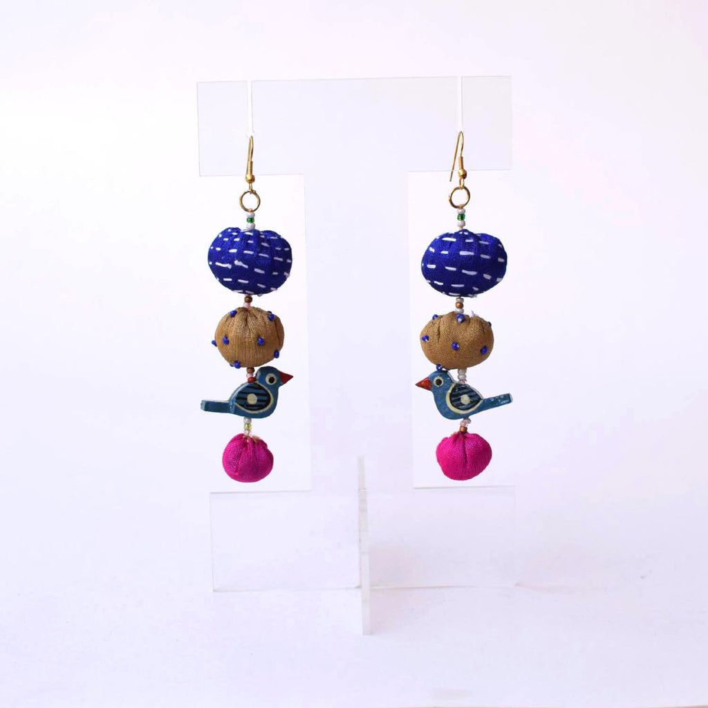 Short Tia earrings - TSH-E193