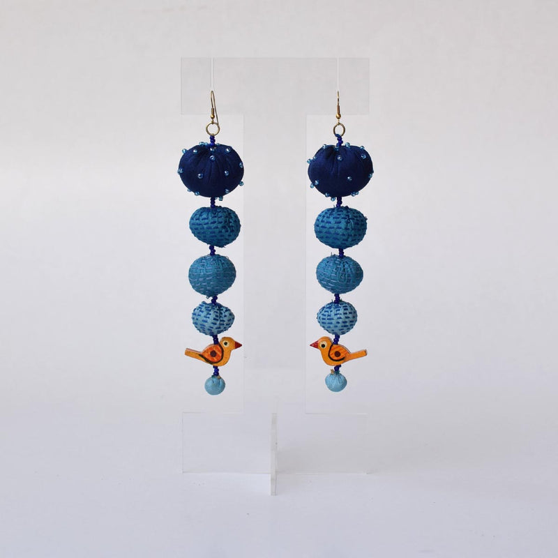 Long Tia Earrings-TLO-E193