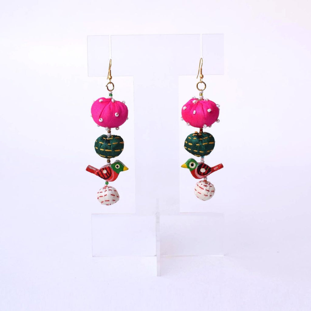 Short Tia earrings - TSH-E196