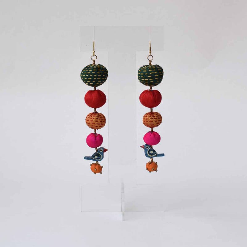 Long Tia  Earrings - TLO-E197