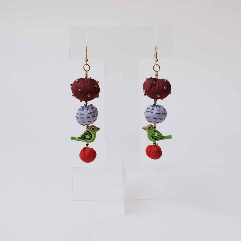 Short Tia earrings-TSH-E199