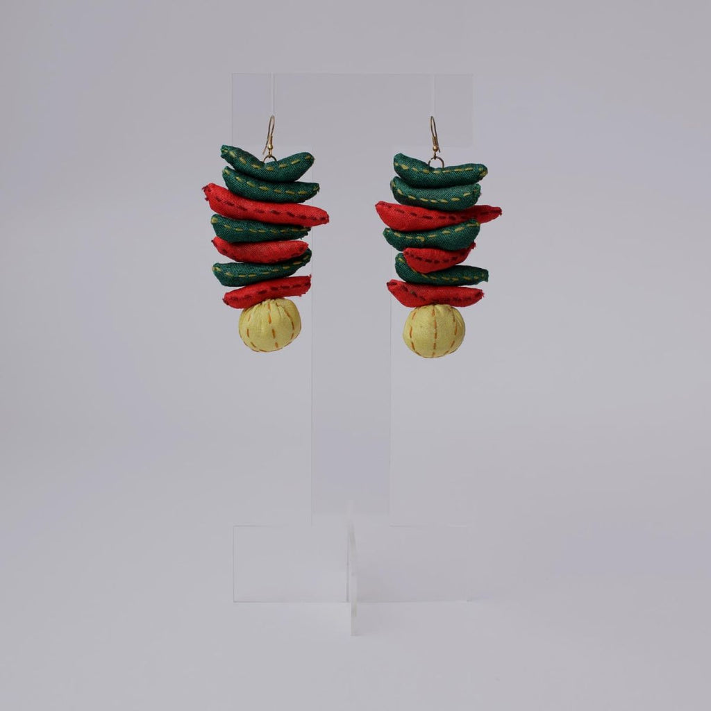 Long Tauk Jhaal Earrings - LTJ-E1