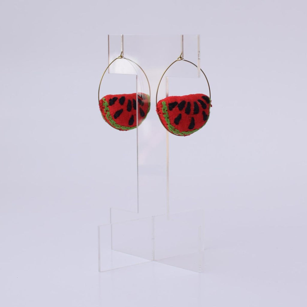 Tarbooz Earrings - TBZ-E1