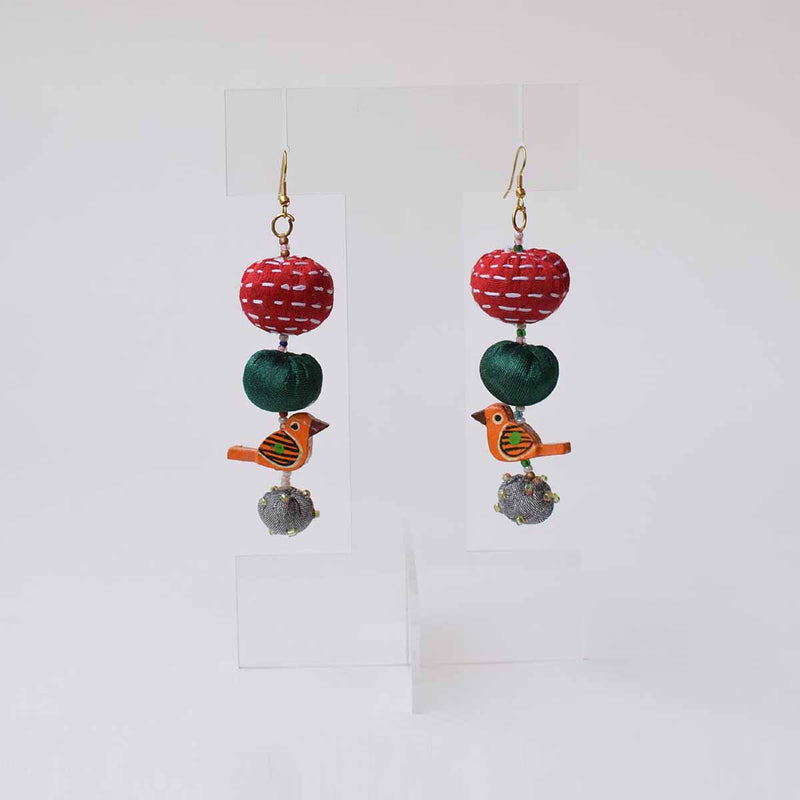Short Tia earrings- TSH-E201