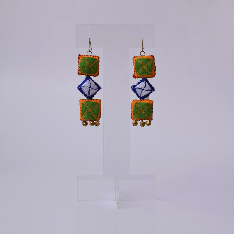Kamli 3 Earrings - KL3-E21