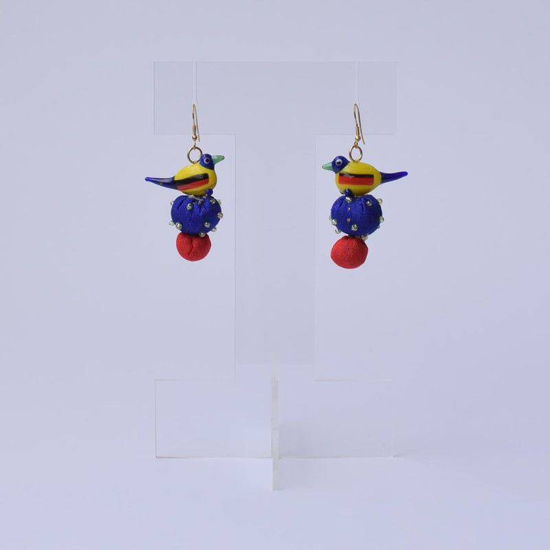 Moyna hooks Earrings - MY-E224