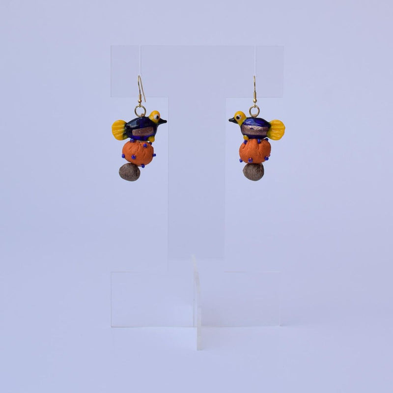 Moyna hooks Earrings - MY-E226
