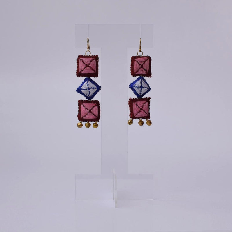 Kamli 3 Earrings - KL3-E22