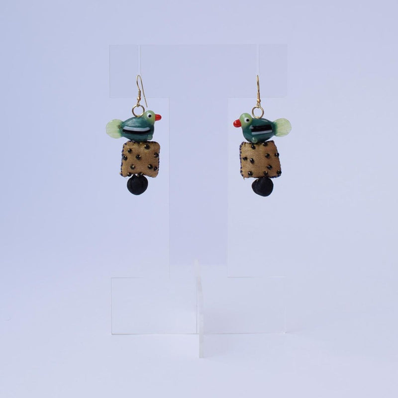 Moyna hooks Earrings - MY-E230