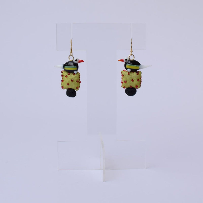 Moyna hooks Earrings - MY-E232