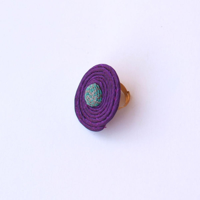 Rangoli Finger Ring - RNG-R23