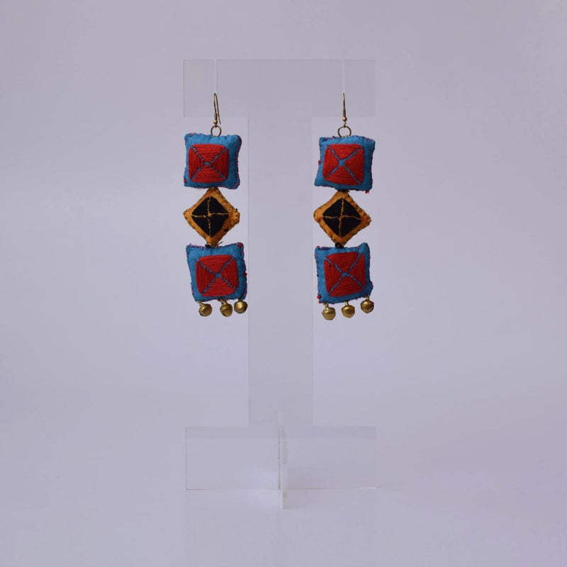 Kamli 3 Earrings - KL3-E23