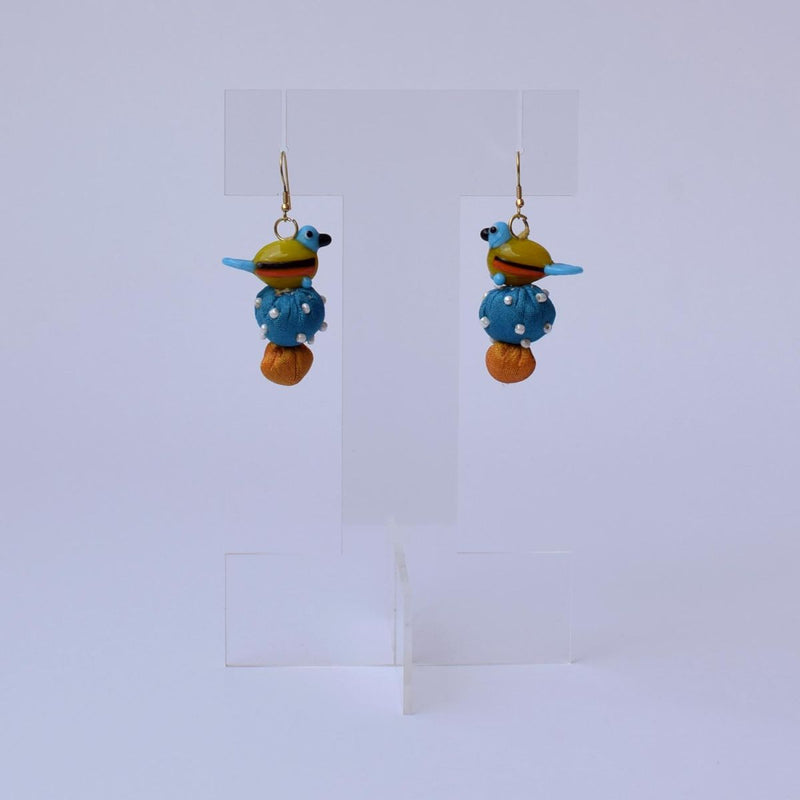 Moyna hooks Earrings - MY-E240