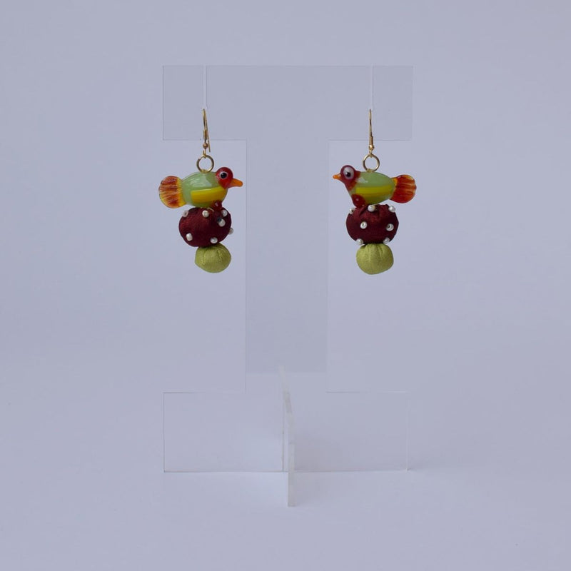 Moyna hooks Earrings - MY-E245
