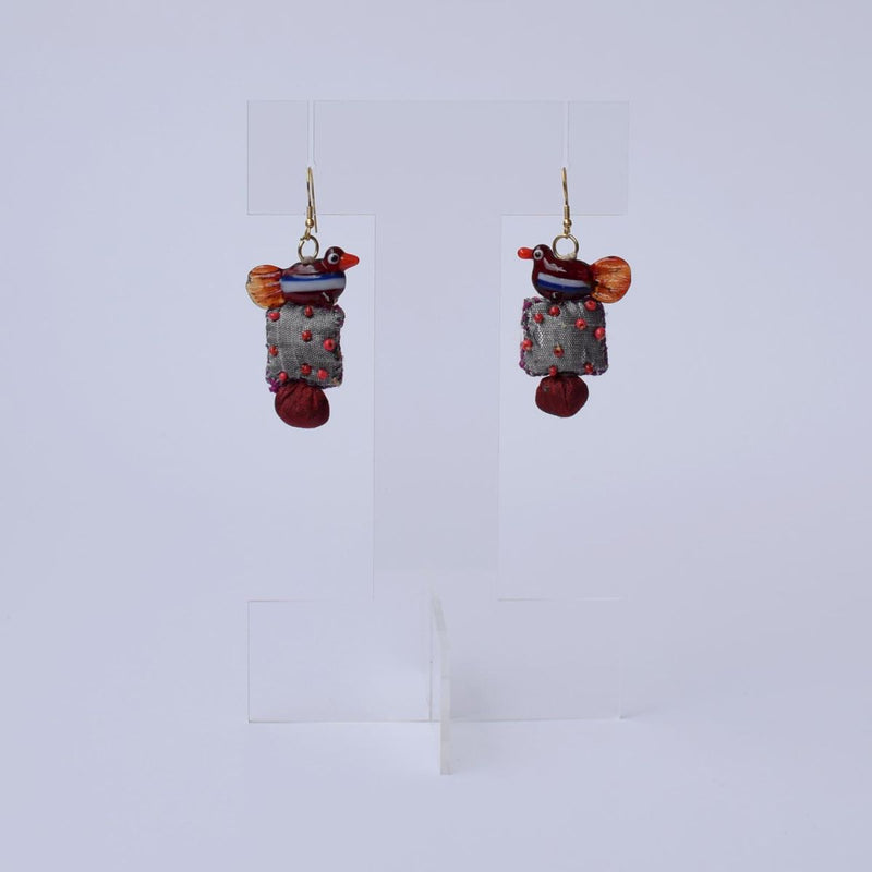 Moyna hooks Earrings - MY-E249