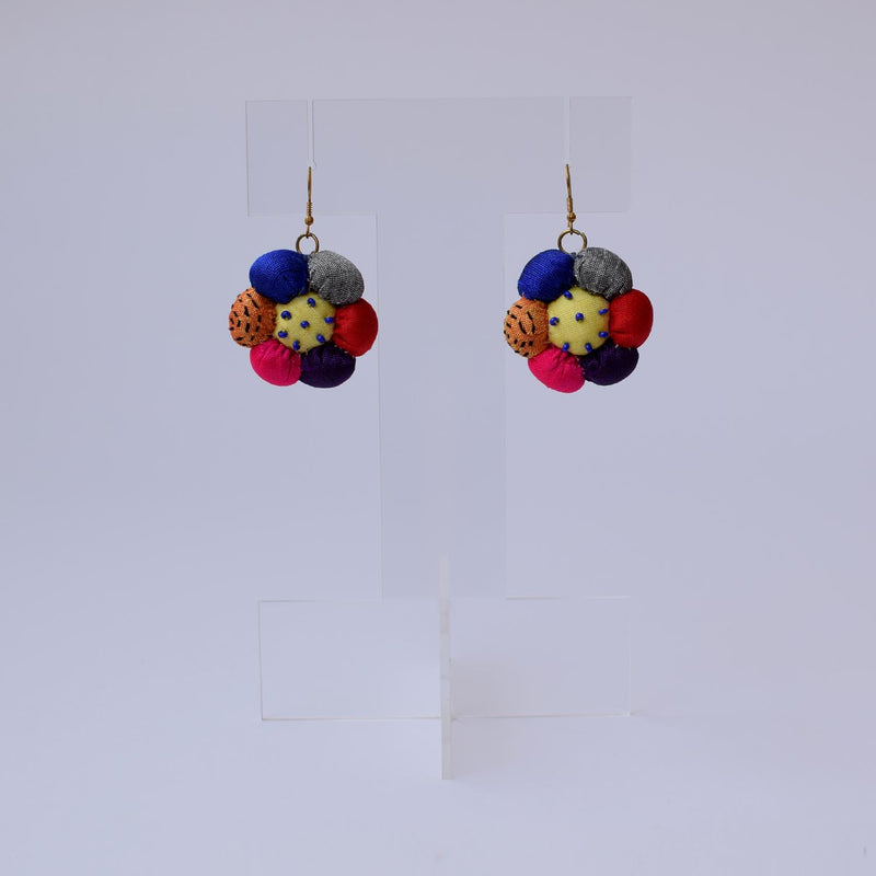 Pushpa Earrings - PSH-E25
