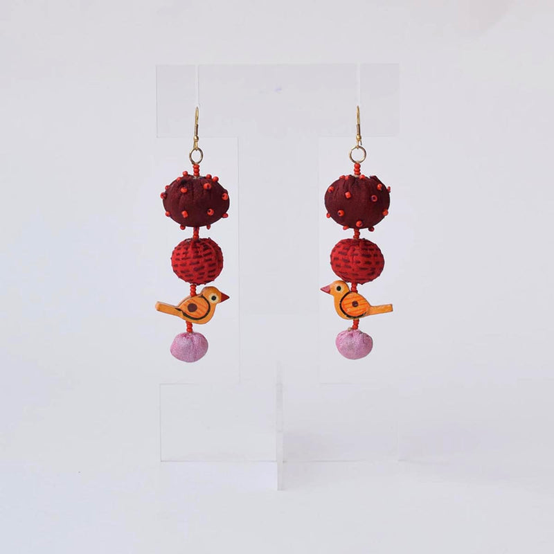 Short Tia earrings- TSH-E277
