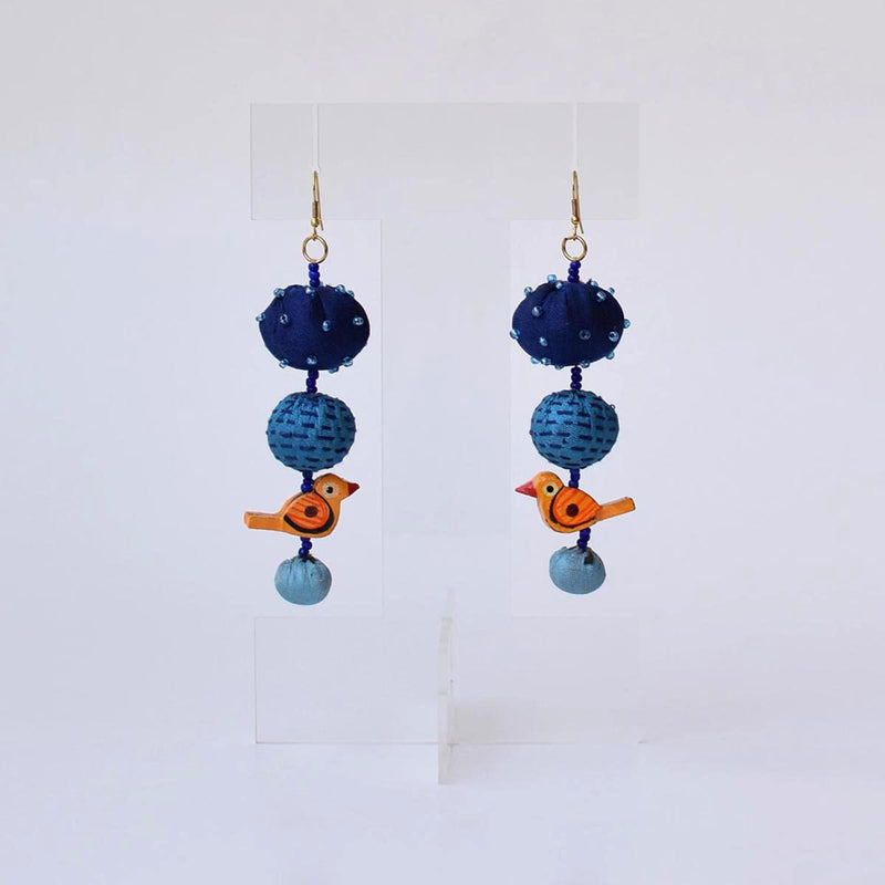 Short Tia earrings- TSH-E278